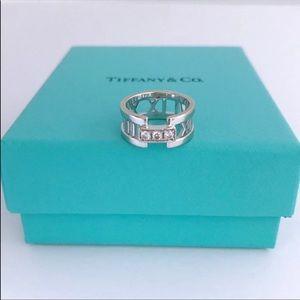 ❤️FINAL PRICE❤️ Tiffany & Co Diamond Atlas Ring